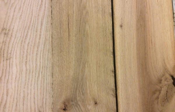 White & Red Oak