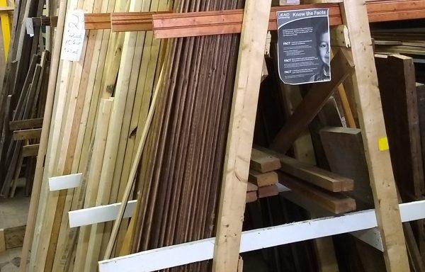 Lumber & Building Materials