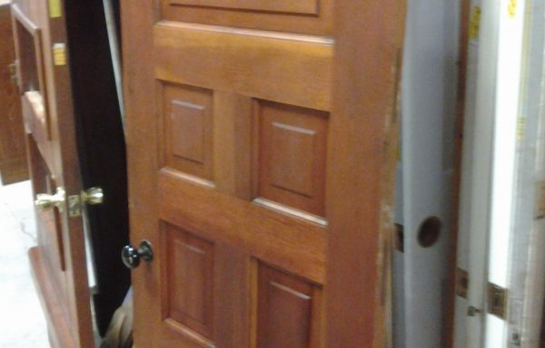 Eight Panel Pine Interior Door Slab