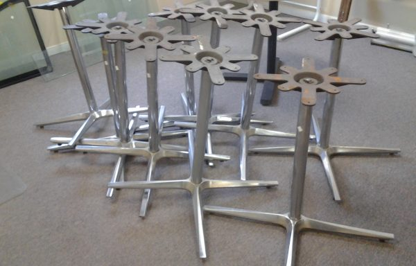 Heavy Duty Table Bases