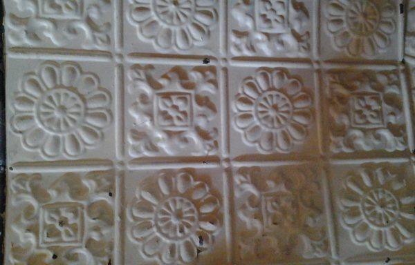 Tin Ceiling, 70+ pcs available