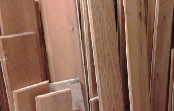 T & G Pine Paneling