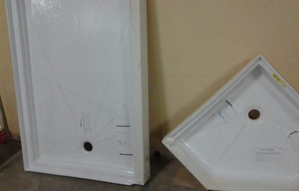 Fiberglass Shower Bases