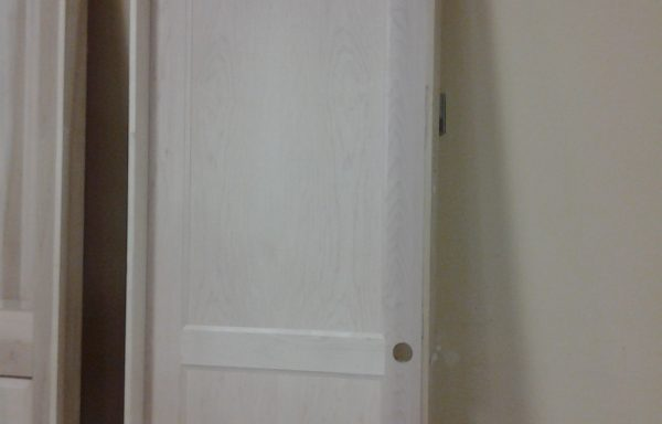 Maple Prehung Interior Door.