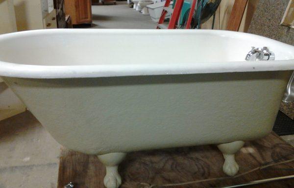 4′ Clawfoot Tub
