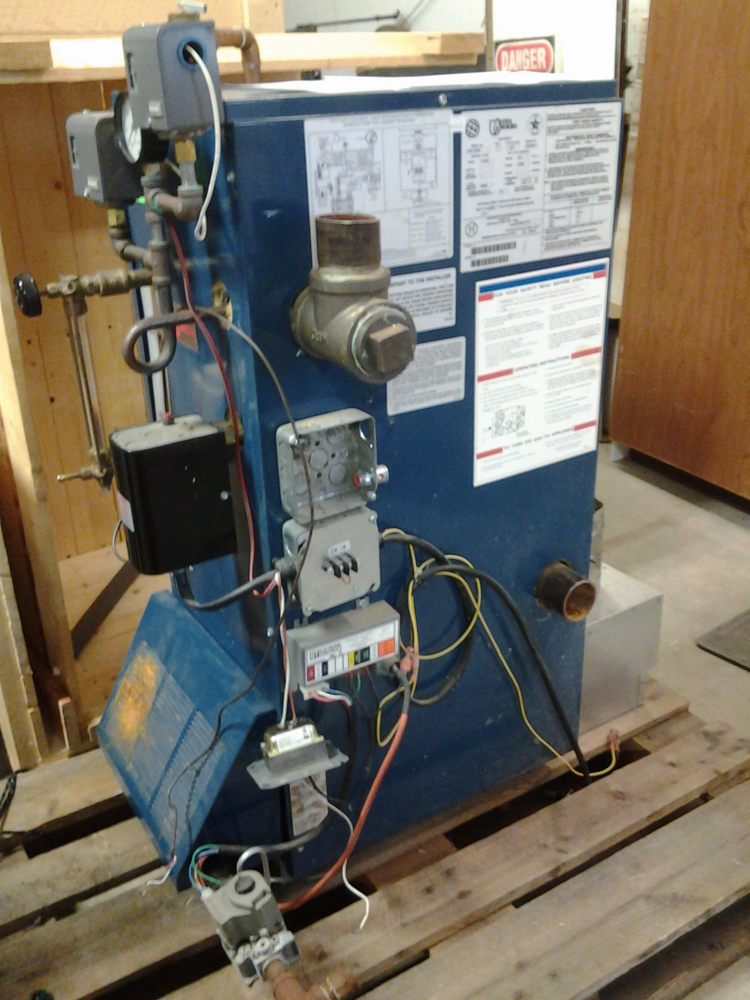 Steam Boiler Utica Gas Wiring Diagram Photos